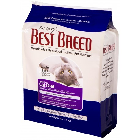 Best Breed Cat Diet Grain Free
