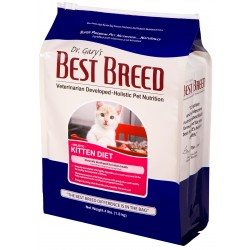 Best Breed Kitten Diet