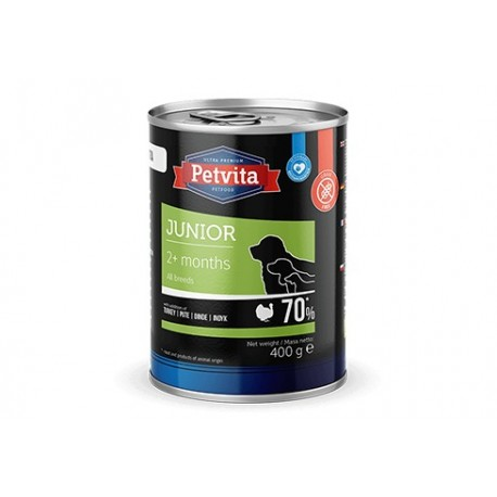 PETVITA Junior Turkey
