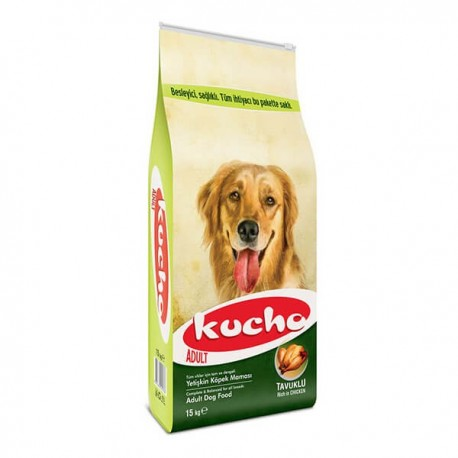 KUCHO Adult Dog with Chicken