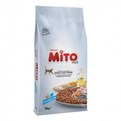MITO Mix Adult Cat with Chicken & Fish