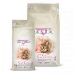 BonaCibo Adult Cat Light & Sterillised