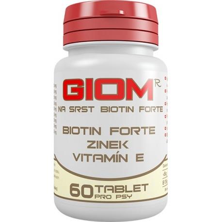 GIOM ERA Na srst Biotin